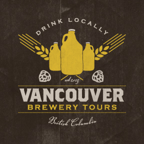 Vancouver Brewery Tours - Logo